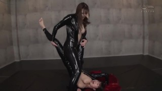 Porn Hub : Rctd261 the Battle of Lesbian Agents in Japan